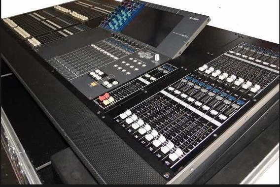 Mesa De Som Digital Yamaha M7 48 Canais Revisada C/garantia