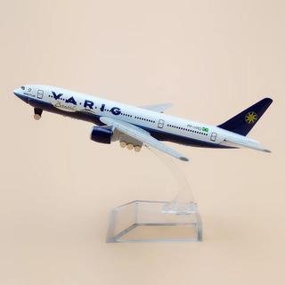 Boeing 777 Miniatura Coleção