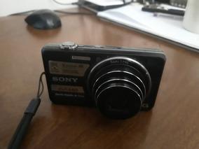 Câmera Digital Sony Cyber-shot Dsc-wx100 C/ Cartão De 8 Gb