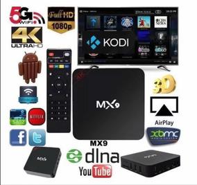 Aparelho Converte Tv Em Smart Tv Hd 4k