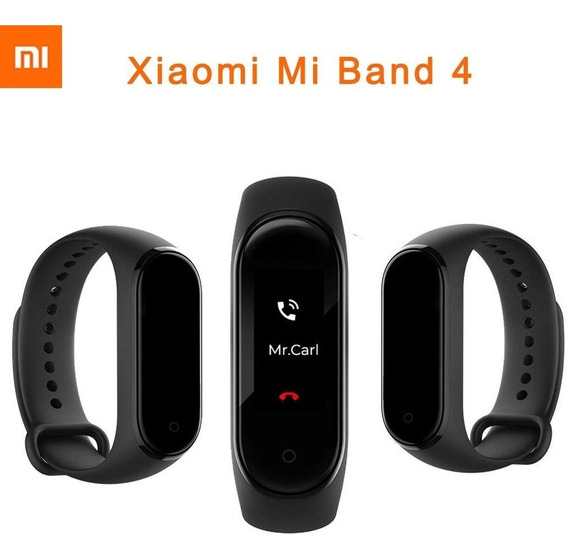 Xiaomi Mi Band 4 Versão Global - Pronta Entrega