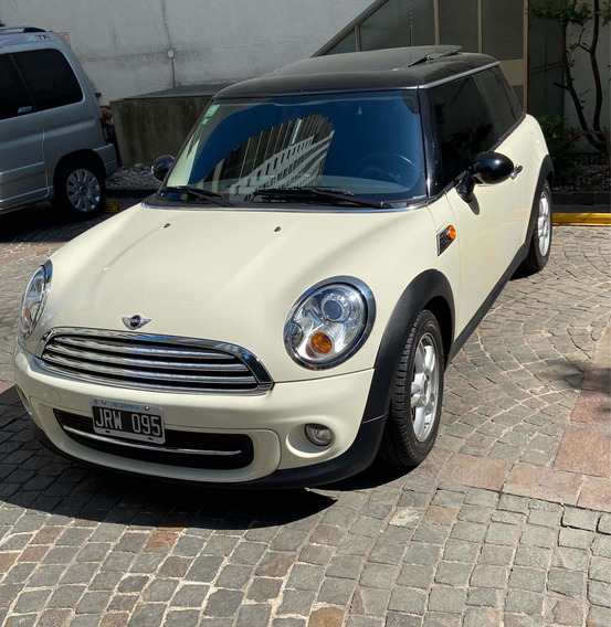 Mini Cooper 1.6 Pepper 2011 - U$s16.000