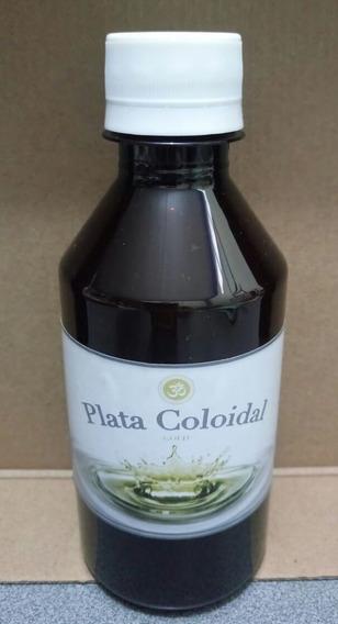 Plata Coloidal 99.99% 417nm 240ml +spray Gquil Alb12 2019
