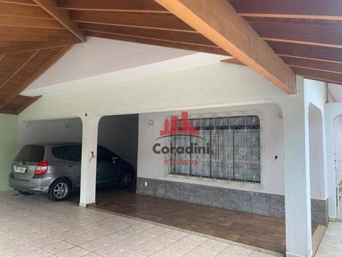 Imagem 1 de 21 de Casa Com 3 Dormitórios À Venda, 185 M² Por R$ 400.000,00 - Vila Azenha - Nova Odessa/sp - Ca2527