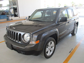 Jeep Patriot Atx, Aut, 6 Vel, Color Granito, Modelo 2016