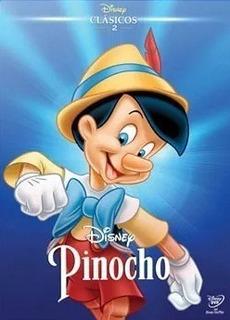 Pinocho Edición Diamante Película Dvd