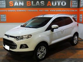 Ford Ecosport 2013 Titanium 2.0 Cuero Mt Aa 5p San Blas Auto