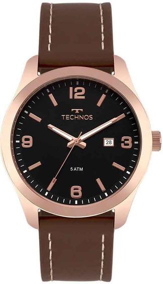 Relógio Technos Steel 2115mpj/2p