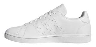 Tenis adidas Advantage Originales Caballero Blancos Deportivos/casuales Cómodos