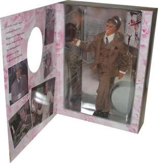 Barbie Ken Doll Como Henry Higgens De My Fair Lady