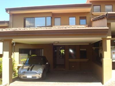 Alquilo Casa En Cond.san Jose-escazu-san Rafael-guachipelin