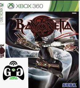 Bayonetta-xbox 360-midia Digital