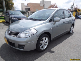 Nissan Tiida Premium Fe
