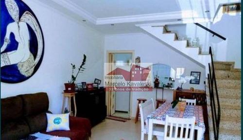 Imagem 1 de 15 de Village Com 3 Dormitórios À Venda, 132 M² Por R$ 590.000,00 - Saude - São Paulo/sp - Vl0160