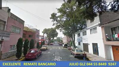 Df Casa Miguel Hidalgo *remate Bancario *