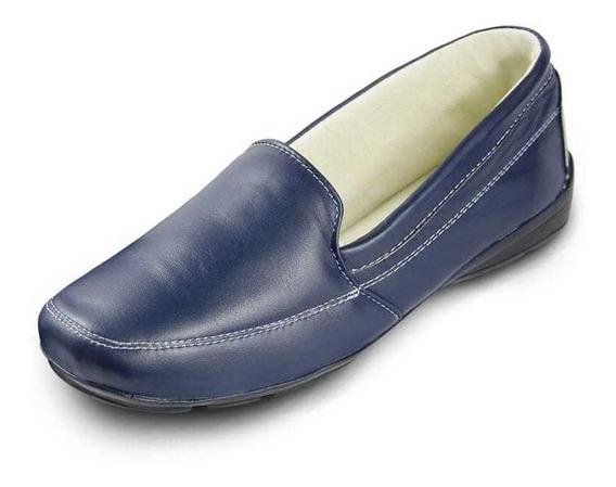 Zapato Comodem Para Dama Confort Diabetes Azm1730