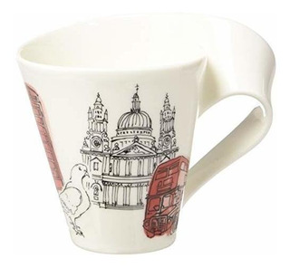 Taza London City De New Wave Caffé Por Villeroy & Boch -