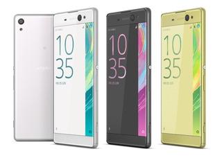 Sony Xa Ultra 16gb Ram3gb Sellado Somos Tienda Garantia 12me