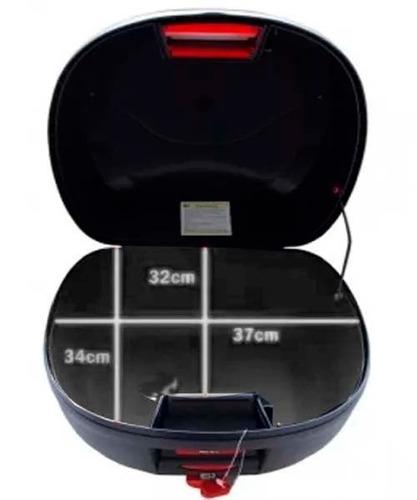 Bau 26 Litros Givi E260n Micro2 Serjaomotopecas   Mercado Livre
