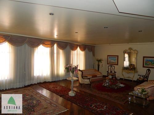 Aluguel Sobrado 5 Suites 4 Salas Lazer Completo 6 Vagas - 4404