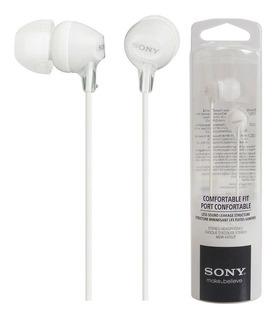 Auricular Sony Mdr-ex15 Lp In Ear