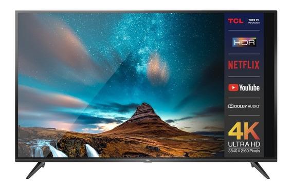 Smart Tv Tcl 55 Pulgadas 4k Ultra Hd Dolby Audio Garantia