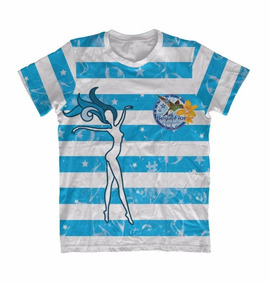 Camiseta Infantil Beija Flor Passista