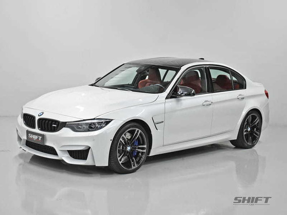 Bmw M3 Sedan 3.0 Bi-turbo 24v 4p 2018