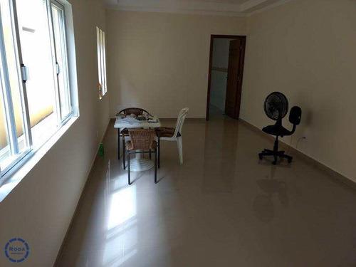 Casa Com 3 Dorms, Marapé, Santos - R$ 700.000,00, 220m² - Codigo: 10562 - V10562