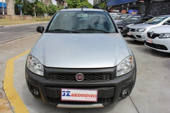 Fiat Strada Hard Working Cs 1.4 - Sem Entrada 60x 849,00