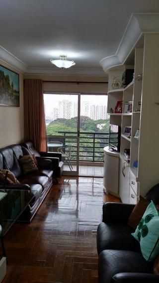 Apartamento Em Tatuapé, São Paulo/sp De 71m² 3 Quartos À Venda Por R$ 640.000,00 - Ap235662
