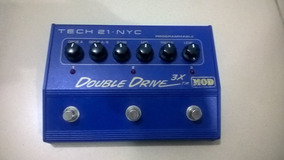 Pedal Tech 21 Double Drive 3x Mod - Overdrive / Distortion