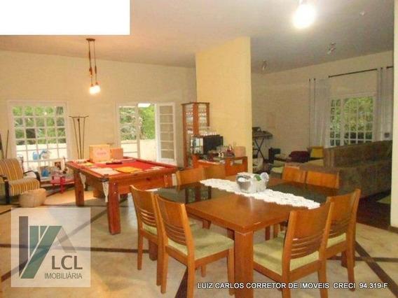 Casa Com 5 Dormitórios À Venda, 230 M² Por R$ 550.000,00 - Jardim Santa Paula - Cotia/sp - Ca0009