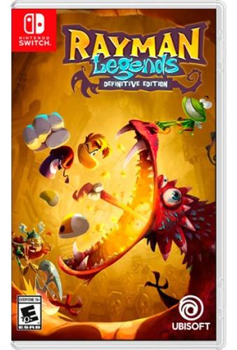 Rayman Legends - Nintendo Switch Nuevo