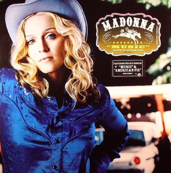 Lp Vinilo Madonna Music Nuevo Sellado