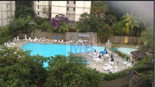 Apartamento Com 3 Dormitórios À Venda, 75 M² Por R$ 440.000,00 - Jardim Marajoara - São Paulo/sp - Ap3586