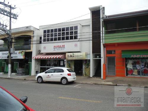 Sala, 268 M² - Venda Por R$ 1.490.000,00 Ou Aluguel Por R$ 600,00/mês - Centro - Boituva/sp - Sa0018