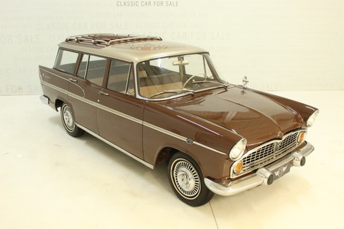 1966 Simca Jangada  Tags Chevrolet Bel Air Impala Ford