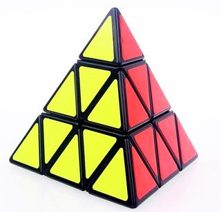 Cubo Magico Piramide Triangulo Simil Rubik New 0112 Bigshop