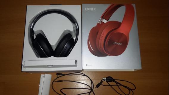 Headphone Estéreo Bluetooth W820bt Preto Edifier