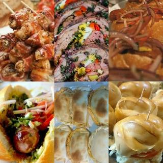 Catering, Lunch Casero 25/30 Personas. Eventos, Empresas.
