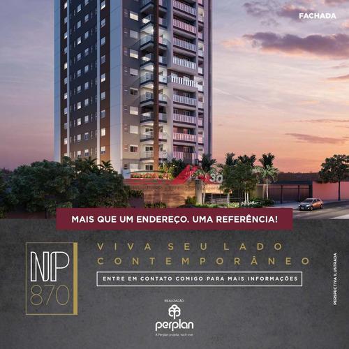 Apartamento Com 3 Dorms, Nova Piracicaba, Piracicaba - R$ 826 Mil, Cod: 4940 - V4940