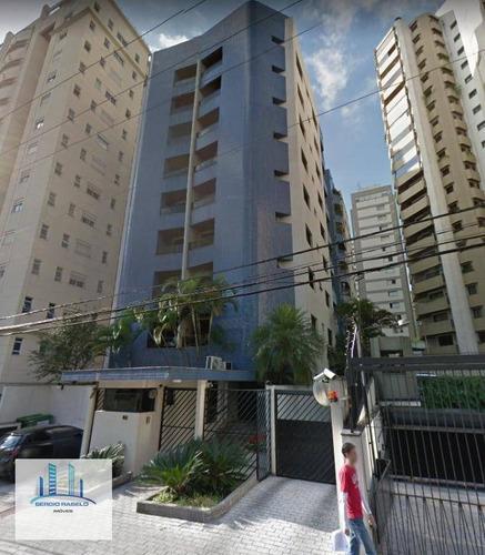 Imagem 1 de 6 de Apartamento Com 3 Dormitórios À Venda, 227 M² Por R$ 2.200.000,00 - Moema - São Paulo/sp - Ap3517
