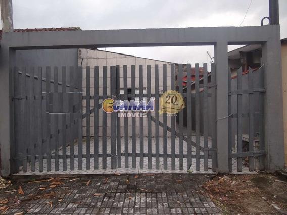 Casa Com 1 Dorm, Balneário Jussara, Mongaguá - R$ 130 Mil, Cod: 7024 - V7024