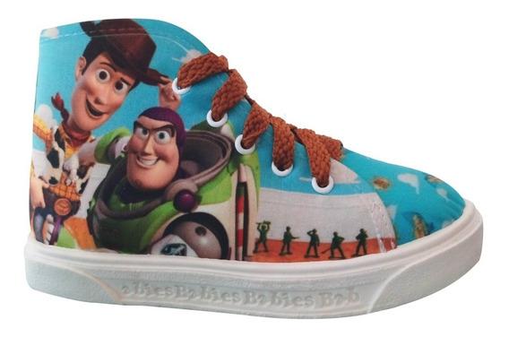 Tenis Bota De Toy Story