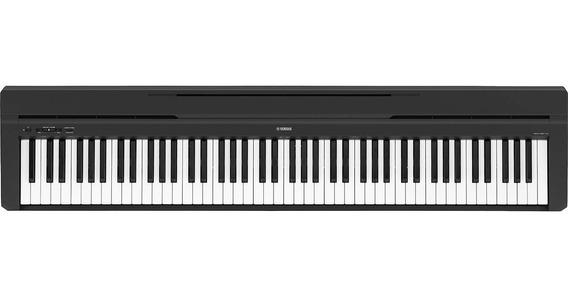 Piano Digital 88 Teclas - P 45 Yamaha