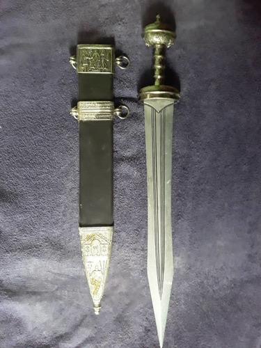 Espada Replica Del Siglo I. Para Coleccionistas Extremos