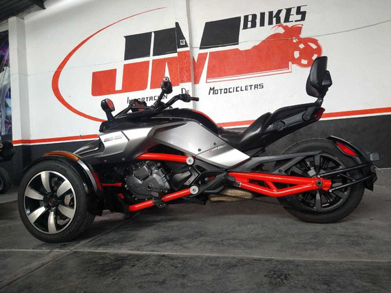 Can Am Spyder F3s