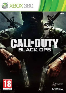 Call Of Duty Black Ops Limited Xbox 360 - Usado