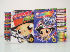 Mangá Tutor Hitman Reborn Completo Vols. 1 Ao 42 - Katekyo